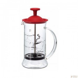 Hario French Press Slim S Red 240 ml