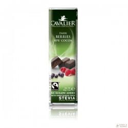 Baton z czekolady deserowej z nadzieniem kawowym