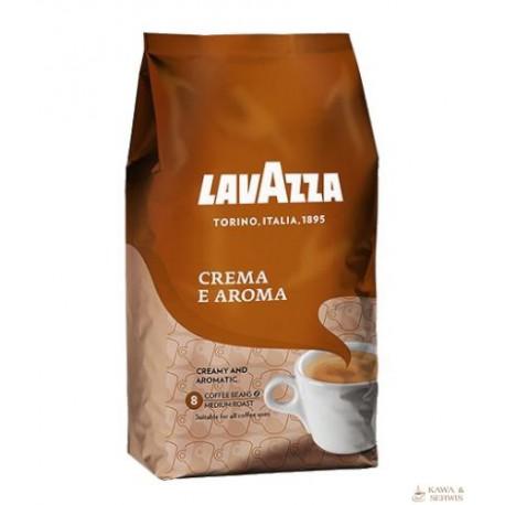 kawa Lavazza Crema Aroma