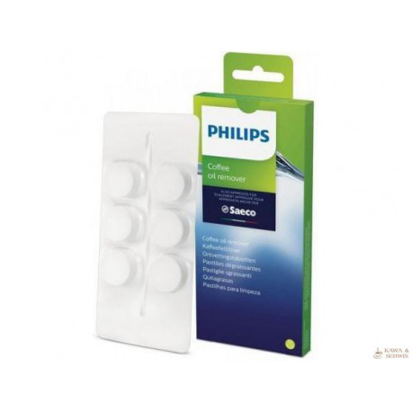 Tabletki odtłuszczające blok zaparzający Saeco Philips