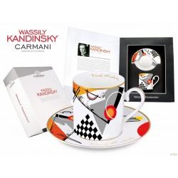 Filiżanka ze spodkiem Wassily Kandinsky 046-0308