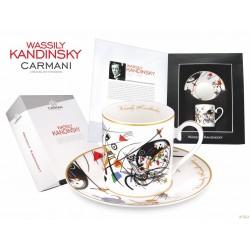 Filiżanka ze spodkiem Wassily Kandinsky 046-0304