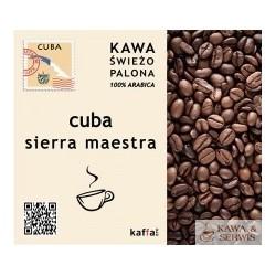 Kawa Świeżo Palona CUBA 250 g