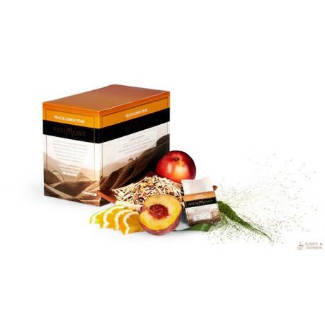 Herbata Peach Lemon Star 1 saszetka