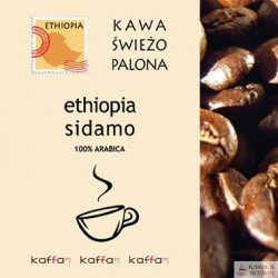 Kawa Świeżo Palona ETHIOPIA Sidamo 250 g