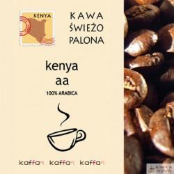 Kawa Świeżo Palona KENIA AA 250 g