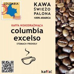 Kawa Niskodrażniaca Columbia Excelso 250 g